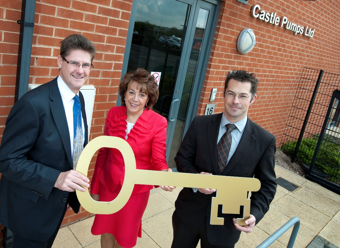 Let us hand over the key to your new Offices!